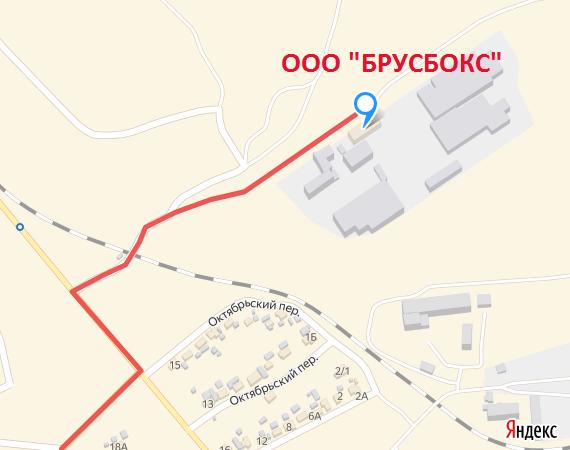 Карта проезда Брянск