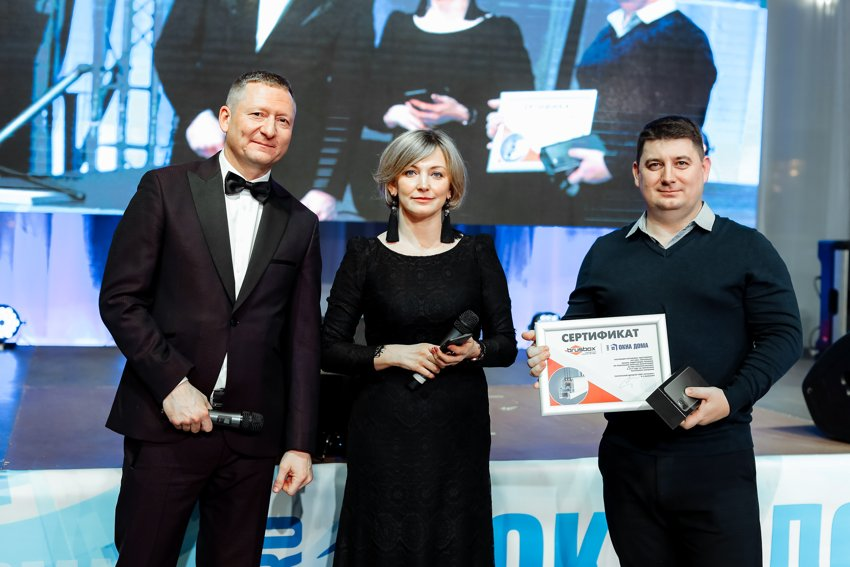 Евро Окна Дома, победитель БРУСБОКС