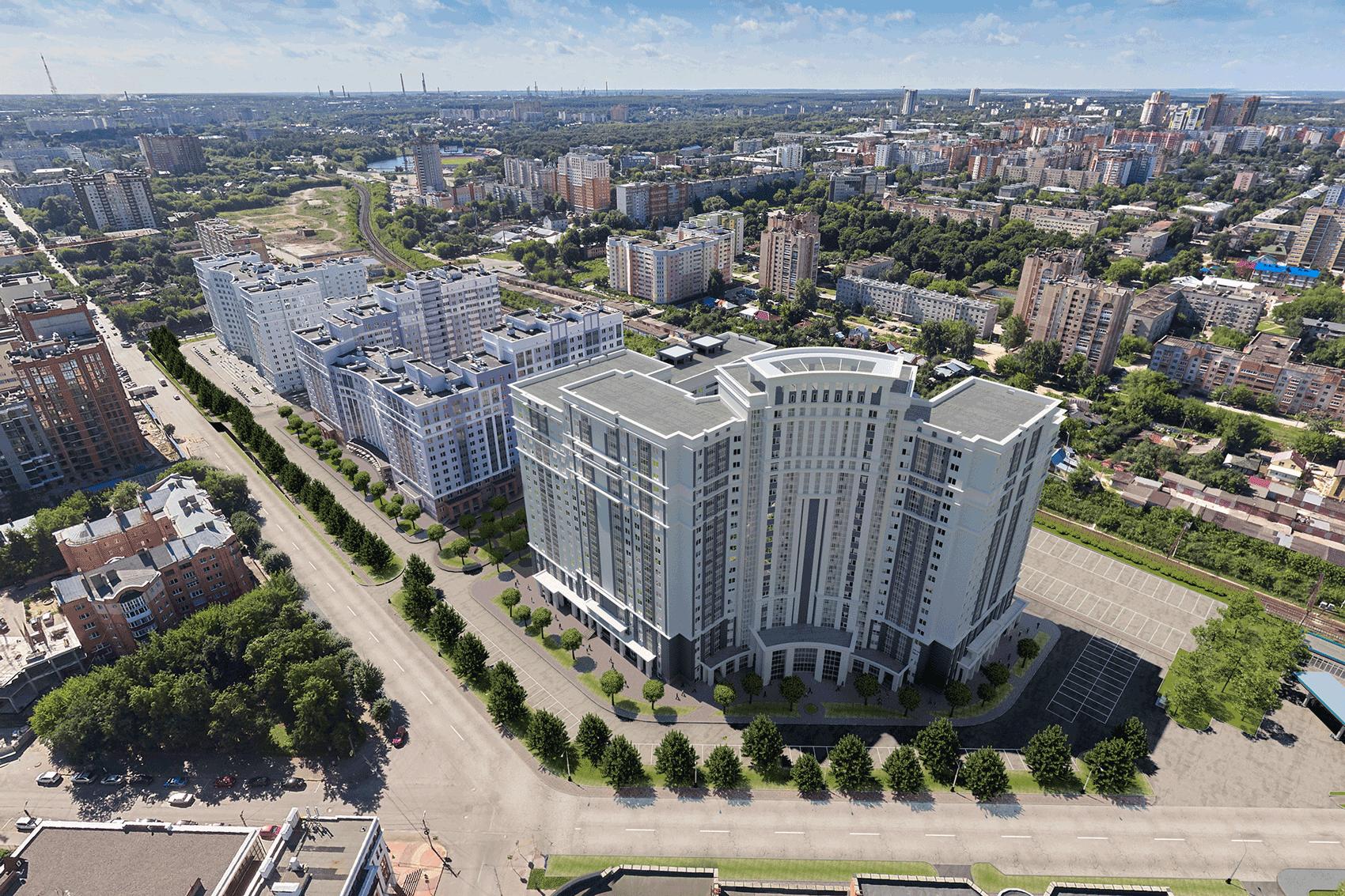 ЖК Чапаев