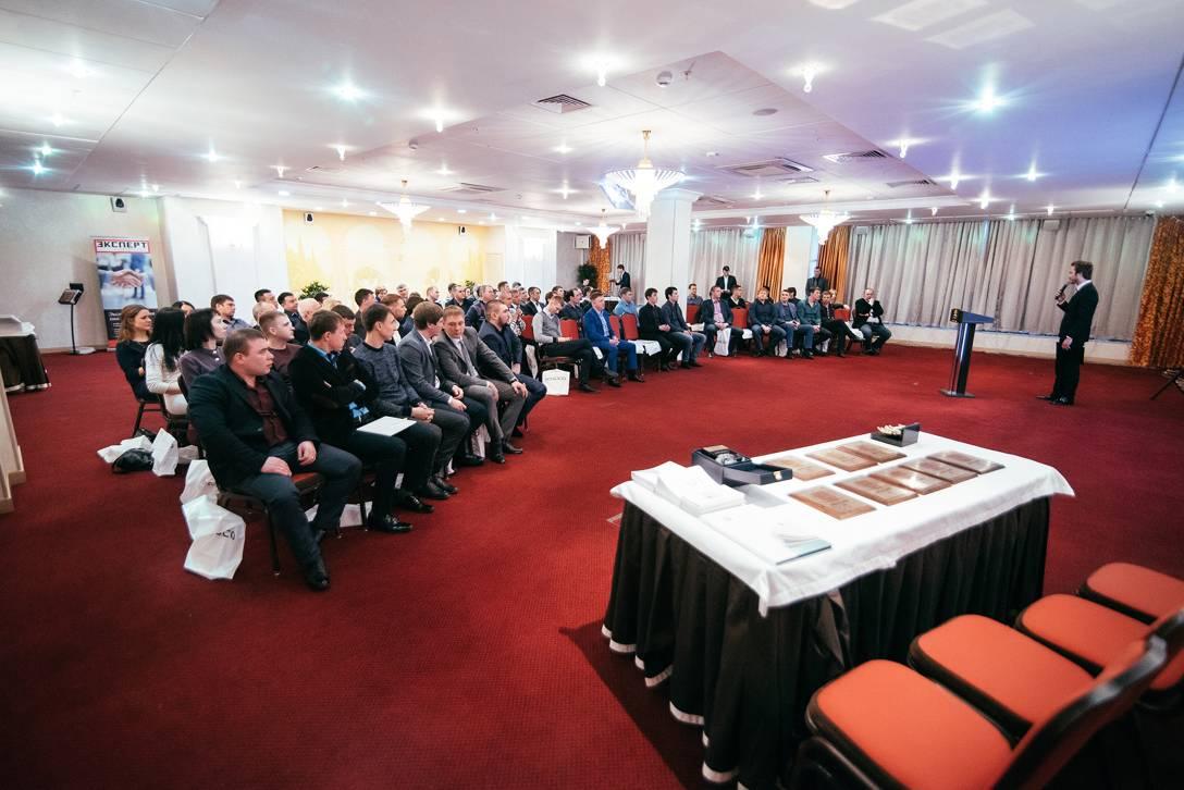Компания «БРУСБОКС» приняла участие в конференции в Казани
